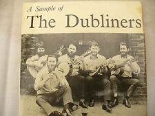 DUBLINERS EP A SAMPLE OF transatlantic TRA EP 129