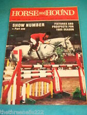 HORSE and HOUND - SHOW NUMBER Pt 1 - MARCH 1 1985