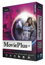MoviePlus X6 Movie Plus HD Videos erstellen iPod Facebook + Driver Genius 12 CD