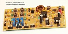 """Amateur Receiver """"Maria"""" (80m, 40m and 20 meters). Soldering Project Kit."""
