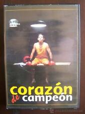 DVD CORAZON DE CAMPEON