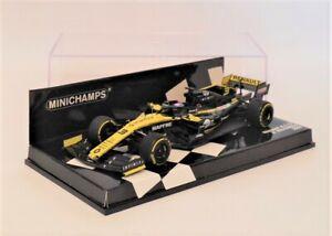 1/43 Minichamps 417 190003 Renault RS 19 # 3 Daniel Ricciardo  2019