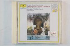 Mstislav Rostropovich PAUL SACHER Violoncelle concerts DG 429098-2 cd32