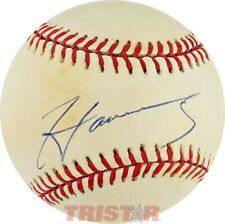 MC HAMMER AUTOGRAPHED AL BASEBALL PSA - TOO LEGIT TO QUIT , U CAN'T TOUCH THIS