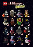 "Lego Minifigures Series 14 71010 Monsters ""Pick Choose"""