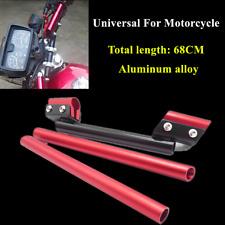 22MM Motorcycle Bike Aluminum Balance Cross Handle bar Strength Lever Adjustable