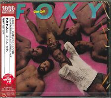 FOXY-GET OFF-JAPAN CD Ltd/Ed B50