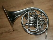 More details for vintage french horn by the famous josef lidl brno