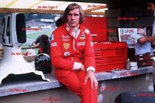 James Hunt Hesketh F1 Portrait British Grand Prix 1974 Photograph 2