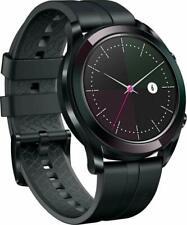 Huawei Watch GT Elegant GPS 42mm Caja Acero Inoxidable en Negro, Correa Fluoroelastómero en Negro, Reloj Inteligente (55023875)