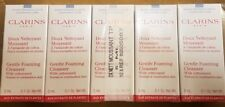 10x 5ml CLARINS - Gentle Foaming Cleanser Total 50ml boxed Travel Size