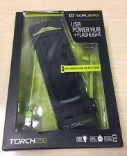 Goal Zero Torch 250 USB Power Hub plus Flashlight with Intergrated Solar Panel