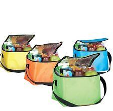 BORSA TERMICA COOLER BAG 6 lattine ufficio mare campeggio pranzo neonato picnic