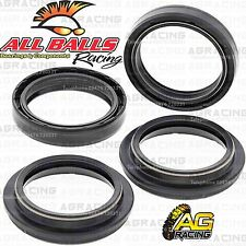 All Balls Fork Oil & Dust Seals Kit For Marzocchi Gas Gas EC 300 2004 MX Enduro