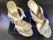 PARENTESI HIGH HEELED SANDALS SIZE 39 UK 6