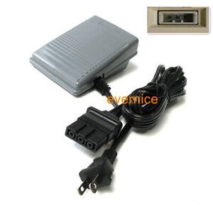 Foot Control Pedal & Cord for Brother XL2600,XL2600I,XL2610,XL3022,XL3027,3100