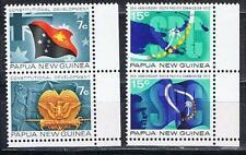 Papua New Guinea 1972 Constitutional Development/SPC SG 212-15 MNH