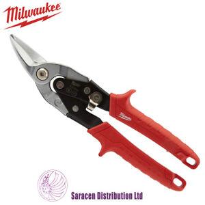 MILWAKEE METAL AVIATION TIN SNIPS LEFT CUT - 48224510