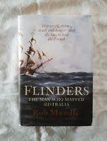 Flinders The Man Who Mapped Australia by Rob Mundle | HC/DJ 1st Edition