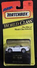 1993 Super Matchbox World Class CAMARO Z-28 The Elite Of World Class #38