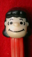 1952-1966) PEZ DISPENSERS / Peanuts Charlie Brown LUCY / WILL COMBINED POSTAGE