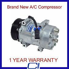 A//C Compressor For 04-13 15 Ford F650 F450 Super Duty F550 F750 6.8L V10 SQ76N2