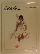 Thorgal 5 Au dela des ombresi Rosinski VanHamme Jonas Luxe 1983