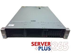 HP ProLiant DL380 G9, 2x 2.1GHz E5-2683v4 16-Core, 384GB RAM, 2x HP 480GB SSD