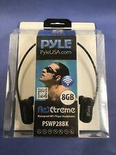 Pyle MP3 Player Bluetooth Headphone - Waterproof, Wrap-Around, Wireless