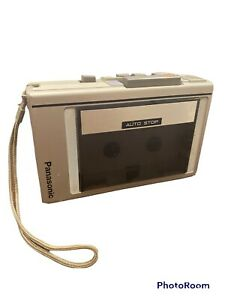 Panasonic RQ-346A Walkman Cassette Tape Player Recorder Guardians of Galaxy