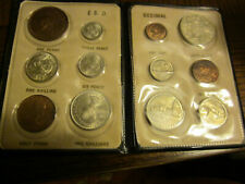 New Listing1966 Australia Changeover Souvenir 12 Coin Predecimal to Decimal Uncirculated