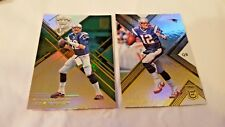 2016 & 2017 Elite Tom Brady New England Patriots # 5 & 64