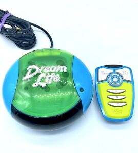 Dream Life TV Video Game w/Remote Plug N Play Tested & Working Hasbro
