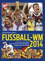 SportBild Fußball-WM 2014 ~ Alfred Draxler ~  9783455503371