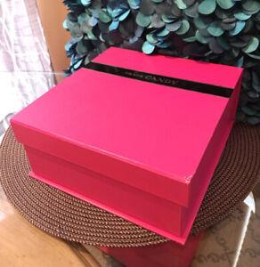 AUTHENTIC PRADA Candy Gift BOX Perfume Box Storage NEW Medium Square