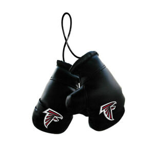 Atlanta Falcons NFL Mini Boxing Gloves Rearview Mirror Auto Car Truck