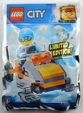 LEGO® City - Arktis Entdecker mit Schneemobil - 951810 NEU und OVP