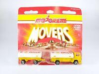 Majorette Movers 300 Series Shell Fuel Tanker Truck & Trailer New NOC