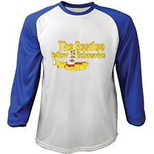 YELLOW SUBMARINE SOTTOMARINO GIALLO Blu & Bianco Baseball: Large