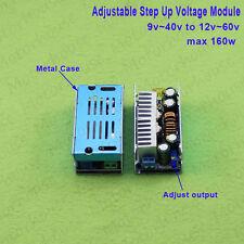 10A 160W DC-DC Boost Step-up Volt Converter Module 9V-40V to 12v 24v 36v 48v 60v