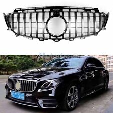 GT GT-R Panamericana Grille for Mercedes E Class W213 2017-18 Fits Front Camera