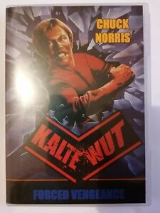 Chuck Norris: Kalte Wut, DVD
