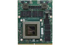 Dell 1KJ4N M6700 Nvidia Quadro K5000M 4GB GDDR5 MXM Video Card N14E-Q5-A2