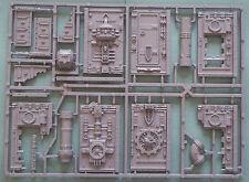 Games Workshop Imperial City/Sector - Manufactorum sprue