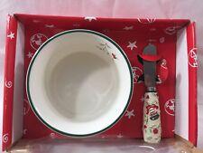 1998 NIB Pfaltzgraff Dip Serving Set Winterberry Christmas Holiday Party 5045S