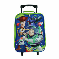 New Disney Kids' Toy Story Rolling Luggage