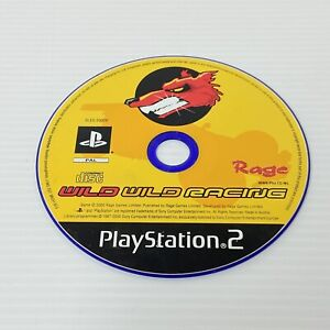 Wild Wild Racing - PlayStation 2 PS2 Game (PAL) DISC ONLY *With Warranty*