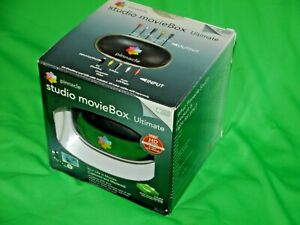 Pinnacle Studio MovieBox Ultimate FireWire USB Capture Video Editing 710 Windows