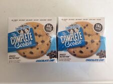 New Lenny & Larry's The Complete Cookie Chocolate Chip 4-Ounce Cookies (lot of8)