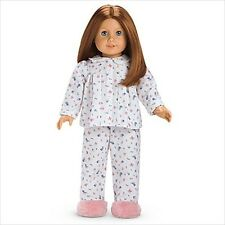 American Girl EMILY PAJAMAS NIB doll and slippers not included